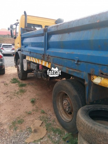 Classified Ads In Nigeria, Best Post Free Ads - used-mercedes-atego-tipper-in-lokogoma-abuja-for-sale-big-1