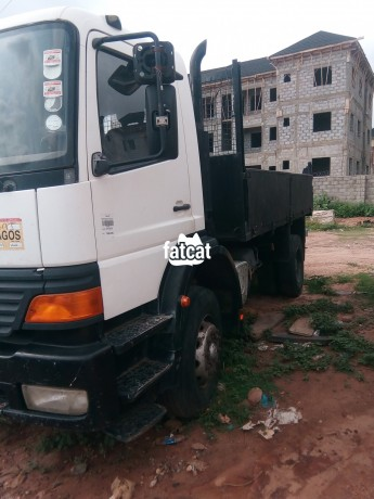 Classified Ads In Nigeria, Best Post Free Ads - used-mercedes-atego-truck-in-lokogoma-abuja-for-sale-big-1