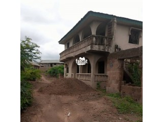 Complete Storey Building Property in Ede, Osun for Sale
