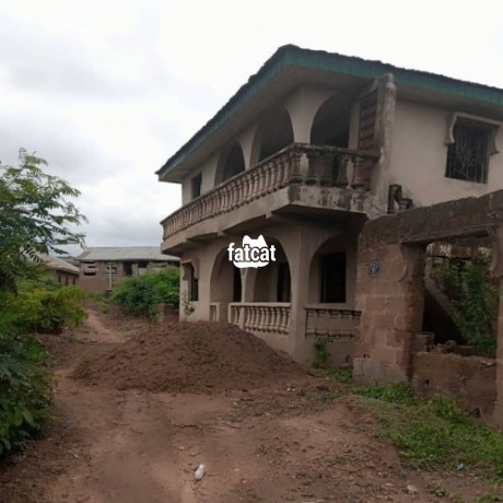 Classified Ads In Nigeria, Best Post Free Ads - complete-storey-building-property-in-ede-osun-for-sale-big-0