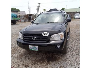 Used Toyota Highlander 2005 in Abuja for Sale