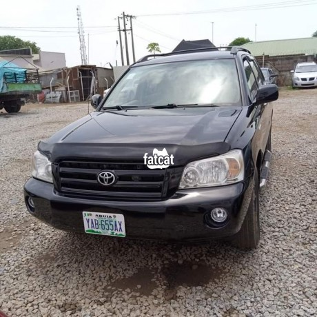 Classified Ads In Nigeria, Best Post Free Ads - used-toyota-highlander-2005-in-abuja-for-sale-big-0