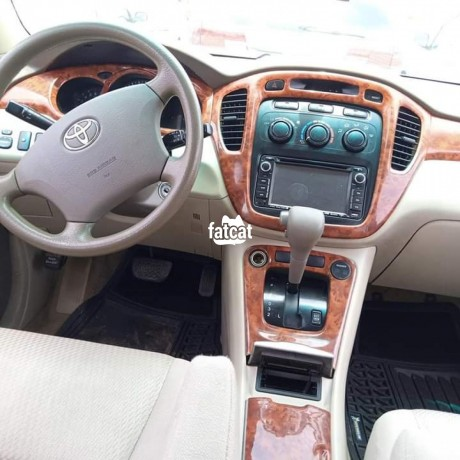 Classified Ads In Nigeria, Best Post Free Ads - used-toyota-highlander-2005-in-abuja-for-sale-big-2