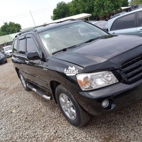 Classified Ads In Nigeria, Best Post Free Ads - used-toyota-highlander-2005-in-abuja-for-sale-big-4