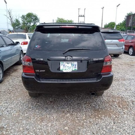 Classified Ads In Nigeria, Best Post Free Ads - used-toyota-highlander-2005-in-abuja-for-sale-big-1