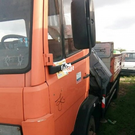 Classified Ads In Nigeria, Best Post Free Ads - used-mercedes-benz-1314-truck-in-gaduwa-abuja-for-sale-big-1