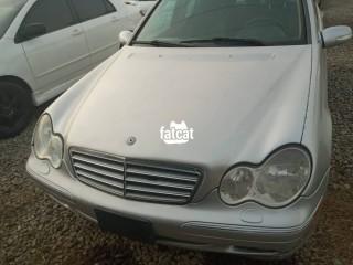 Used Mercedes C230 2005