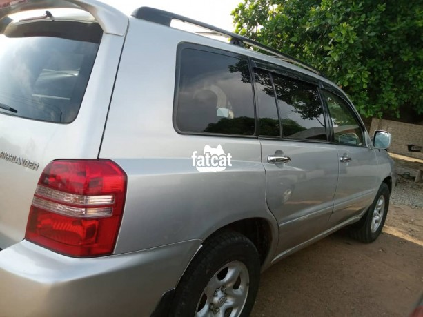 Classified Ads In Nigeria, Best Post Free Ads - used-toyota-highlander-2003-in-abuja-for-sale-big-0