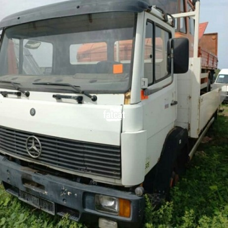 Classified Ads In Nigeria, Best Post Free Ads - mercedes-benz-814-truck-in-gaduwa-abuja-for-sale-big-0