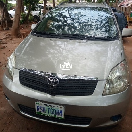 Classified Ads In Nigeria, Best Post Free Ads - used-toyota-corolla-verso-2003-in-abuja-for-sale-big-0