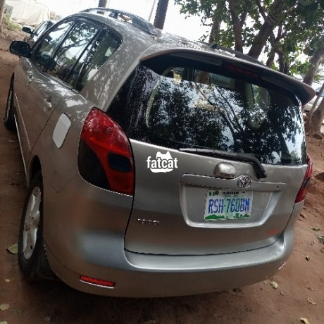 Classified Ads In Nigeria, Best Post Free Ads - used-toyota-corolla-verso-2003-in-abuja-for-sale-big-1
