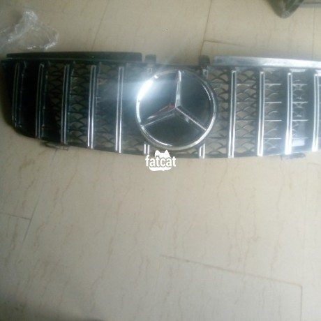 Classified Ads In Nigeria, Best Post Free Ads - mercedes-benz-front-grill-in-kaura-abuja-for-sale-big-0