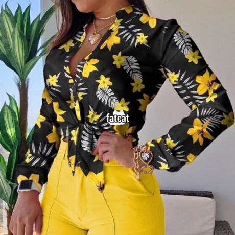 Classified Ads In Nigeria, Best Post Free Ads - ladies-shirts-in-lagos-island-lagos-for-sale-big-0