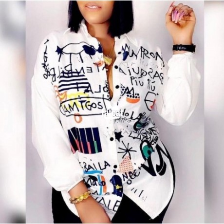 Classified Ads In Nigeria, Best Post Free Ads - ladies-shirts-in-lagos-island-lagos-for-sale-big-4