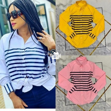Classified Ads In Nigeria, Best Post Free Ads - ladies-shirts-in-lagos-island-lagos-for-sale-big-3