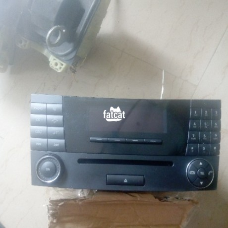 Classified Ads In Nigeria, Best Post Free Ads - car-radio-stereo-for-mercedes-benz-big-1