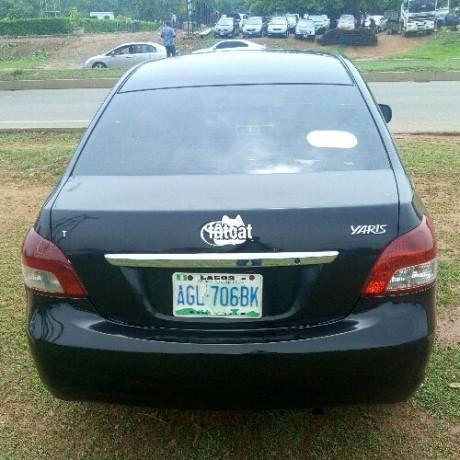 Classified Ads In Nigeria, Best Post Free Ads - used-toyota-yaris-2009-in-gaduwa-abuja-for-sale-big-1