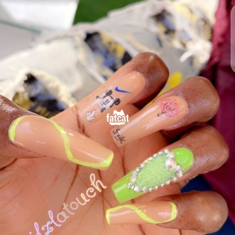 Classified Ads In Nigeria, Best Post Free Ads - nail-technician-in-wuse-abuja-big-1
