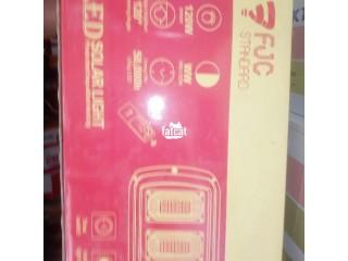 Led FJC Solar Street Light in Wuse, Abuja for Sale