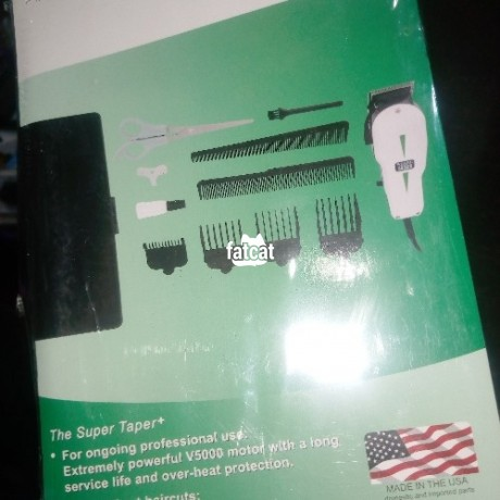 Classified Ads In Nigeria, Best Post Free Ads - hair-clipper-in-wuse-abuja-for-sale-big-1