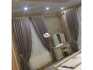 Curtains in Wuse, Abuja for Sale