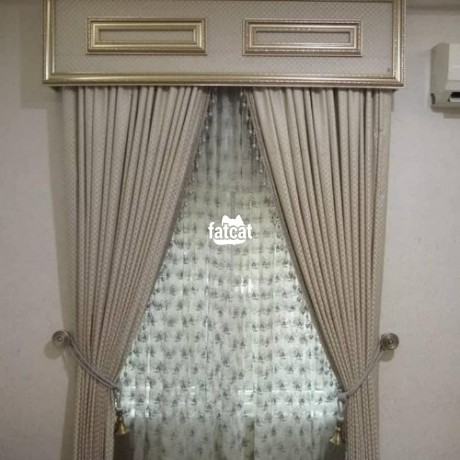 Classified Ads In Nigeria, Best Post Free Ads - curtains-in-wuse-abuja-for-sale-big-4