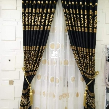 Classified Ads In Nigeria, Best Post Free Ads - curtains-in-wuse-abuja-for-sale-big-3