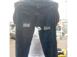 Boyfriend Jeans in Wuse, (Abuja) FCT for Sale