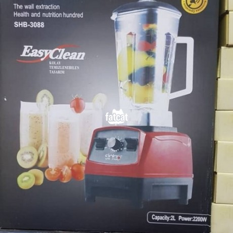 Classified Ads In Nigeria, Best Post Free Ads - industrial-blender-in-wuse-abuja-for-sale-big-0