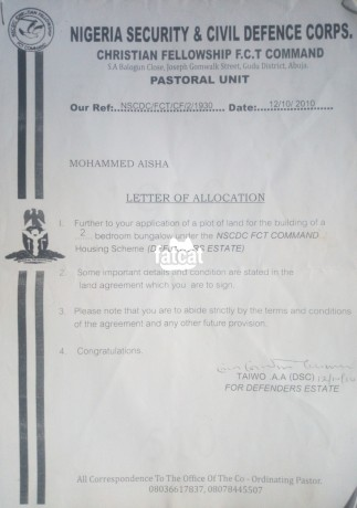 Classified Ads In Nigeria, Best Post Free Ads - plot-of-land-in-karshi-abuja-for-sale-big-0