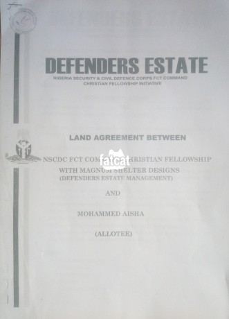 Classified Ads In Nigeria, Best Post Free Ads - plot-of-land-in-karshi-abuja-for-sale-big-1