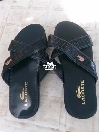 Classified Ads In Nigeria, Best Post Free Ads - mens-lacoste-sandal-in-wuse-abuja-for-sale-big-0