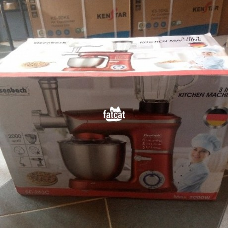 Classified Ads In Nigeria, Best Post Free Ads - cake-mixer-in-wuse-abuja-for-sale-big-0