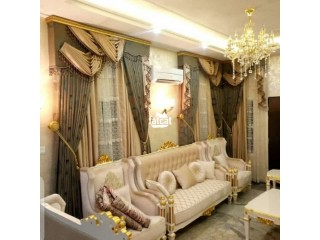 Quality Curtains in Wuse, Abuja for Sale