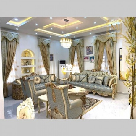 Classified Ads In Nigeria, Best Post Free Ads - quality-curtains-in-wuse-abuja-for-sale-big-3