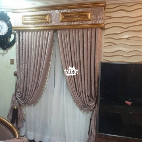 Classified Ads In Nigeria, Best Post Free Ads - quality-curtains-in-wuse-abuja-for-sale-big-1