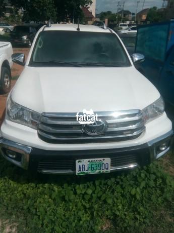Classified Ads In Nigeria, Best Post Free Ads - used-toyota-hilux-2012-in-gudu-abuja-for-sale-big-0