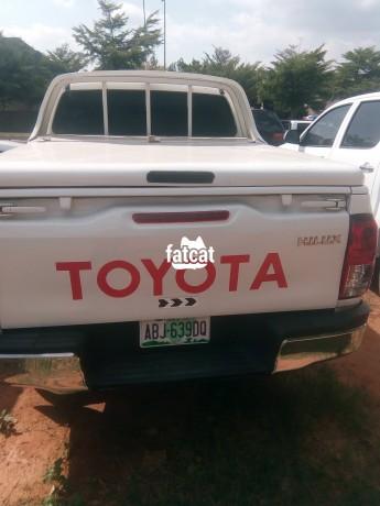 Classified Ads In Nigeria, Best Post Free Ads - used-toyota-hilux-2012-in-gudu-abuja-for-sale-big-1