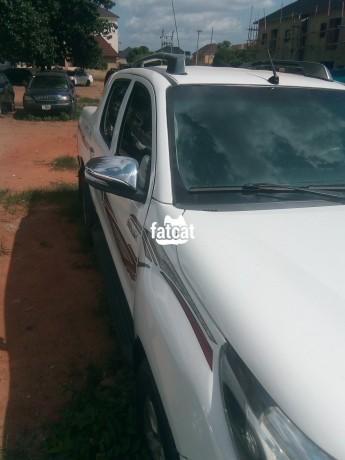 Classified Ads In Nigeria, Best Post Free Ads - used-toyota-hilux-2012-in-gudu-abuja-for-sale-big-2