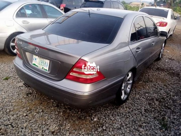 Classified Ads In Nigeria, Best Post Free Ads - used-mercedes-benz-c230-2007-in-abuja-for-sale-big-2