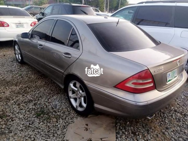 Classified Ads In Nigeria, Best Post Free Ads - used-mercedes-benz-c230-2007-in-abuja-for-sale-big-1