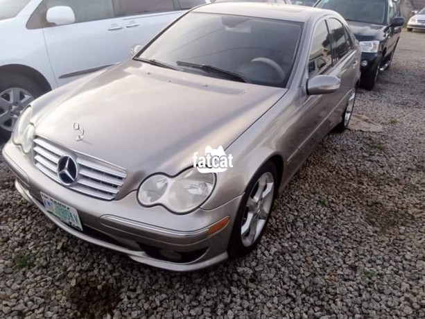 Classified Ads In Nigeria, Best Post Free Ads - used-mercedes-benz-c230-2007-in-abuja-for-sale-big-0