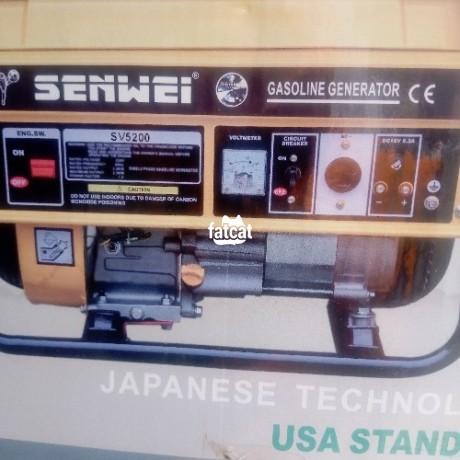 Classified Ads In Nigeria, Best Post Free Ads - senwei-generator-in-utako-abuja-for-sale-big-2
