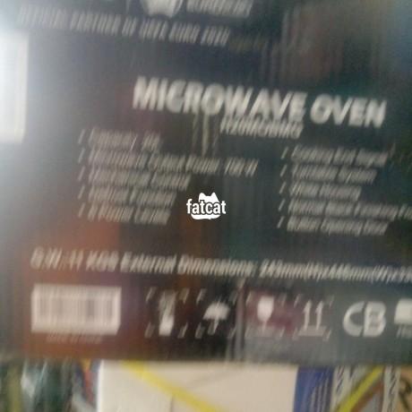 Classified Ads In Nigeria, Best Post Free Ads - microwave-oven-in-utako-abuja-for-sale-big-1