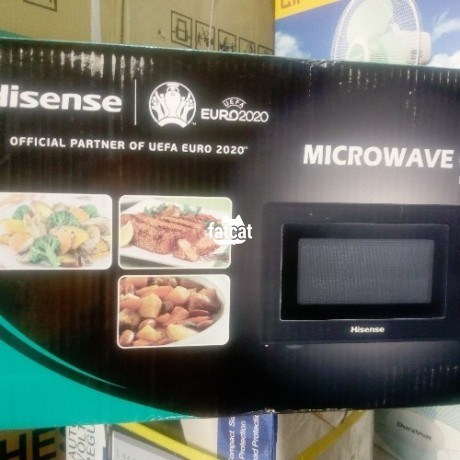 Classified Ads In Nigeria, Best Post Free Ads - microwave-oven-in-utako-abuja-for-sale-big-0