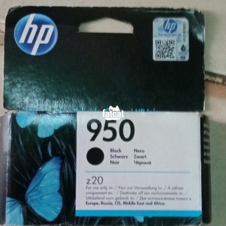 Classified Ads In Nigeria, Best Post Free Ads - hp-950-black-ink-cartridge-big-0
