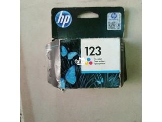 Classified Ads In Nigeria, Best Post Free Ads -HP 123 Ink Cartridge Original