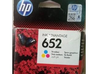 HP 652 Ink Cartridge  Original