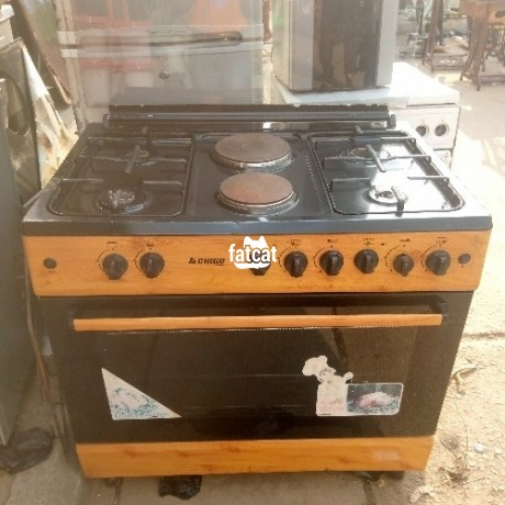 Classified Ads In Nigeria, Best Post Free Ads - 6-burner-gas-cooker-big-0