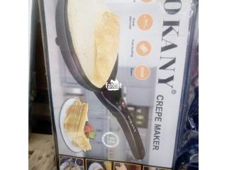 Sokany Crepe Maker in Utako, Abuja for Sale